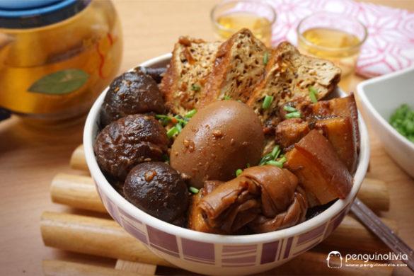 五香鹵肉食譜 Five-Spice Braise Pork Recipe