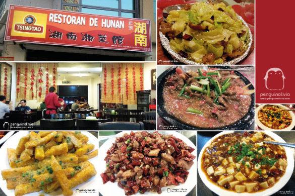 吉隆坡美食/湖南湘菜馆 Restaurant De Hunan - Kuchai Lama, KL