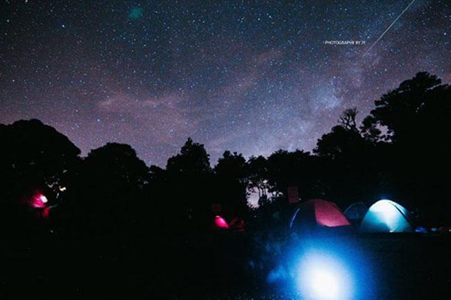 观星: 英仙座流星雨 Perseid Meteor Shower
