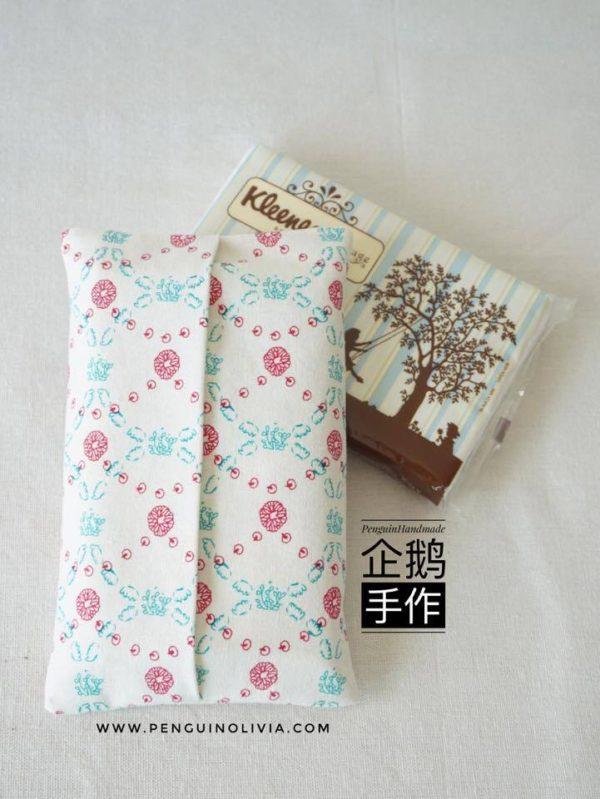 小清新系列纸巾套 | Fresh Look Series Tissue Cover