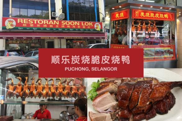 蒲种美食/顺乐炭烧脆皮烧鸭海鲜饭店 Restoran Soon Lok - Puchong, Selangor