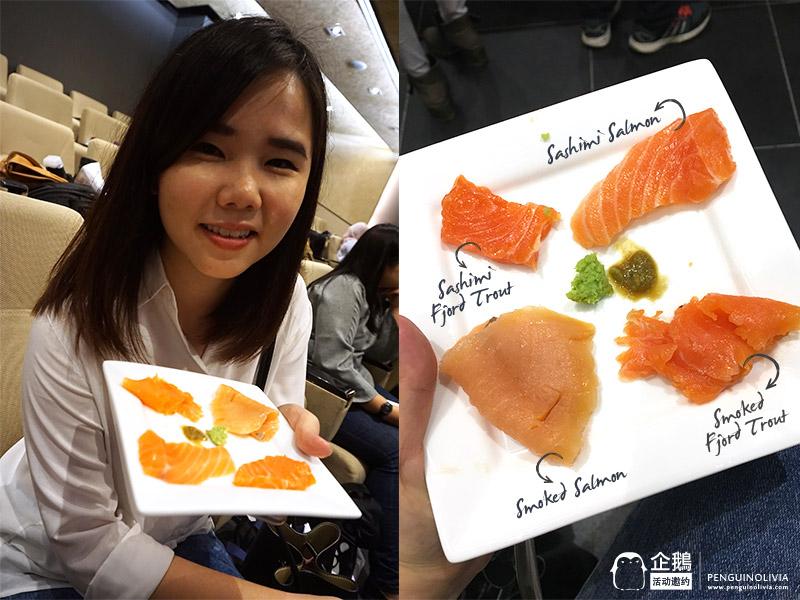 如何分辨 Fjord Trout (峡湾鳟鱼) 与 Salmon (鲑鱼/三文鱼) ?